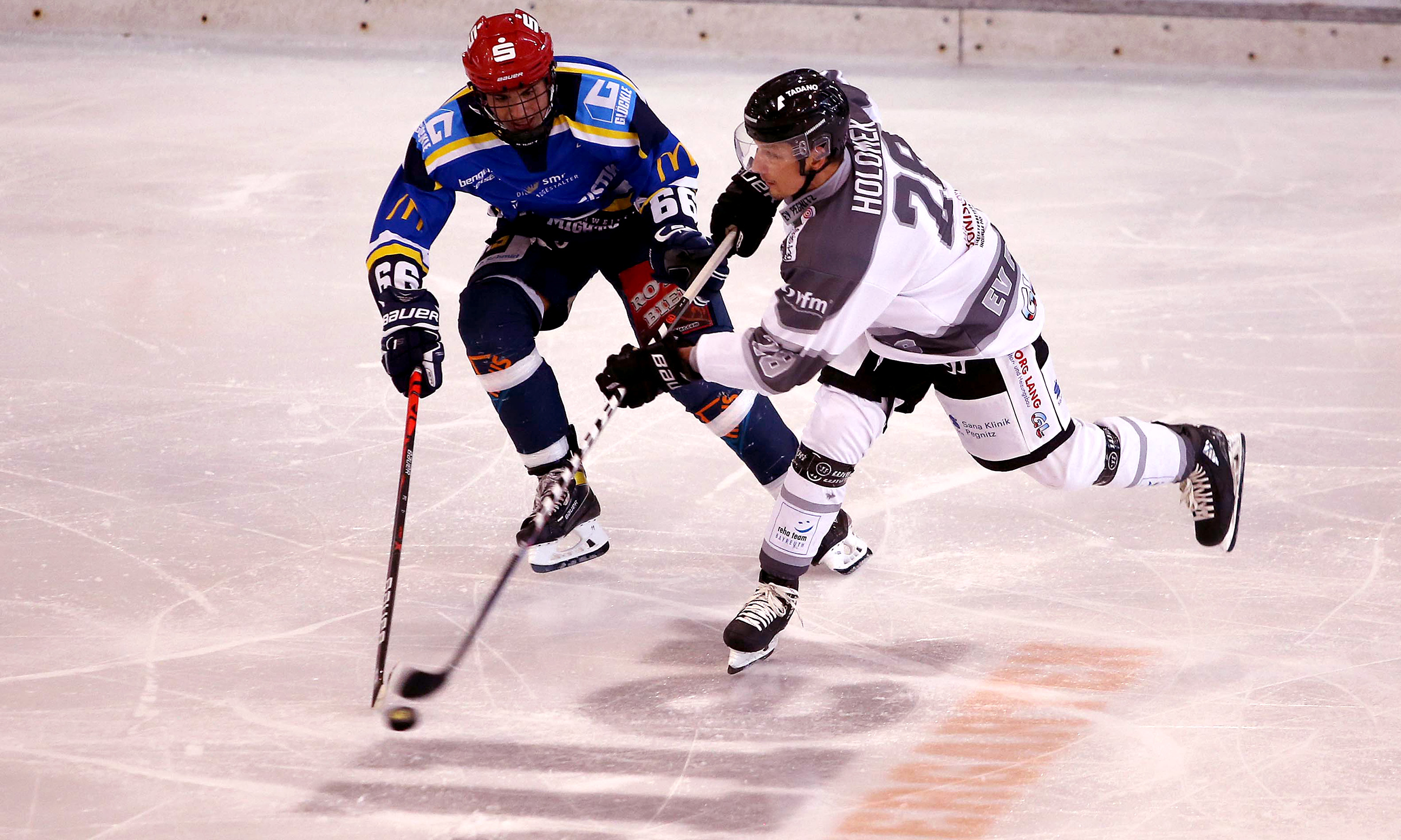 Schweinfurth vs. EV Pegnitz Ice Dogs